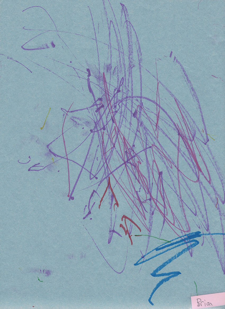 My Toddler's Art Work