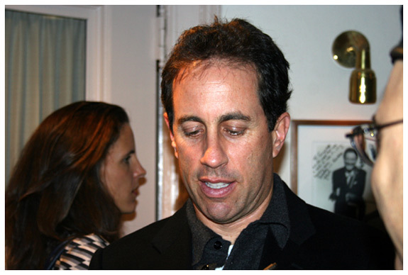 Jerry Seinfeld at Carnegie Hall