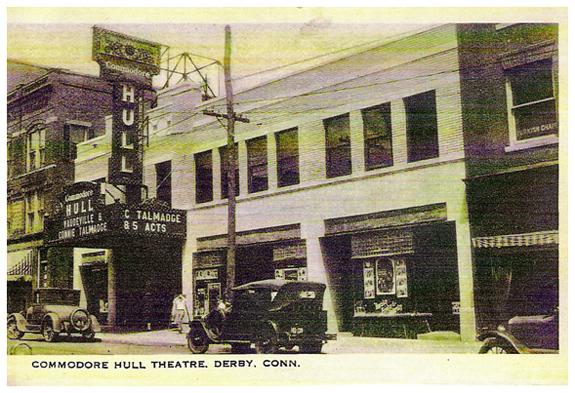 Commodore Hull Theatre