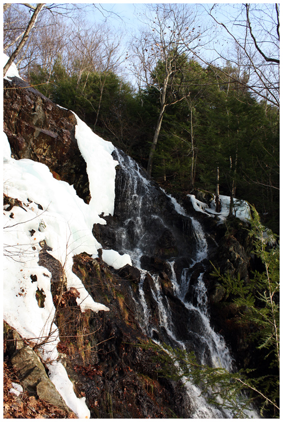 Taconic State Park Waterfall