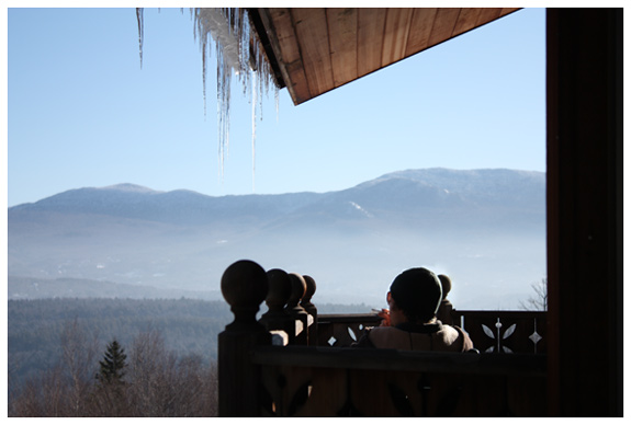 Trappe Family Lodge in Stowe